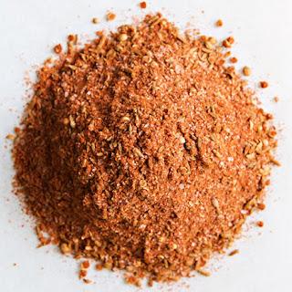Smoky Paprika Salt Rub