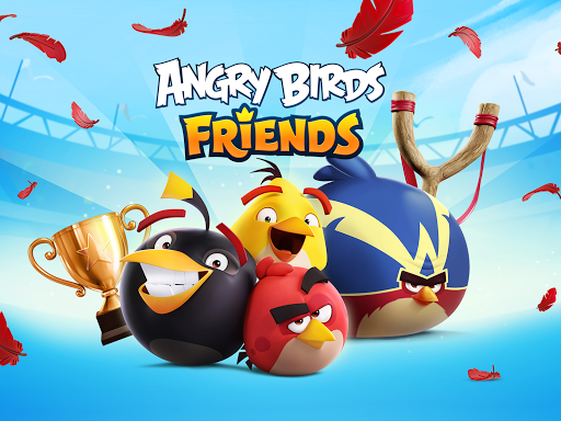 Angry Birds Friends screenshot 13