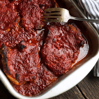 St. Louis Style BBQ Easy Oven Pork Chops Recipe