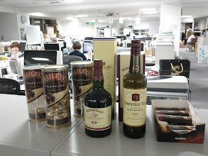 Photo: Irish alcohol-based presents for the office