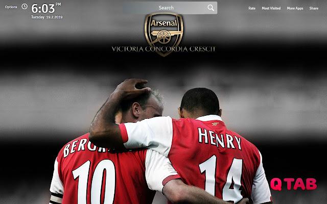Arsenal Wallpapers Arsenal New Tab