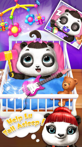 Panda Lu Baby Bear Care 2 - Babysitting & Daycare  screenshots 8
