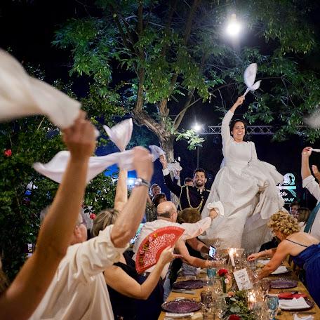Fotógrafo de bodas Alberto Parejo (parejophotos). Foto del 25.09.2018