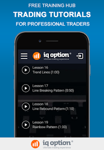 IQ Option Binary Options and Forex Trading Guide- screenshot thumbnail