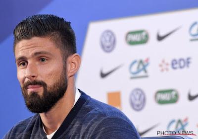 Un club de Ligue 1 s'intéresse de près à Olivier Giroud