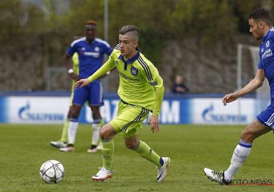 Officiel : Nelson Azevedo-Janelas, ancien joueur d'Anderlecht et du Standard, signe à la Louvière !
