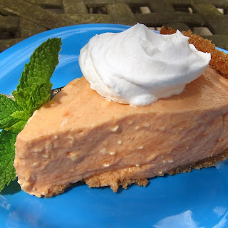 Mamey Colada Mousse Pie Recipe