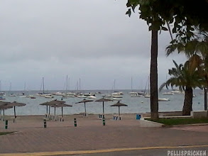 Photo: Stranden i San Javier