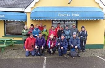 Photo: On the Beara-Breifne Way on the weekend of February 14th and 15th, 2015.  11 of 15