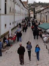 Photo: Alcobaça un dimanche