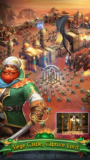 Arab Empire 2- King Of Desert 1.0.3 screenshots 3