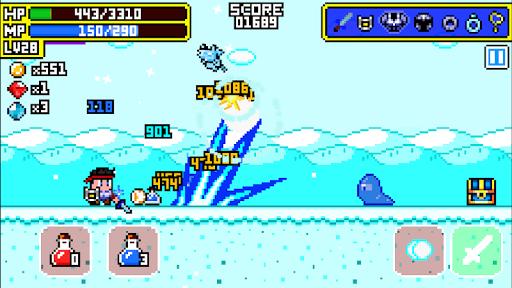 hero knight - action rpg screenshot 3