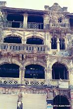 Photo: Ruin at Parel - 1994-01-16