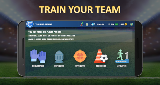 Catenaccio Football Manager screenshots 7