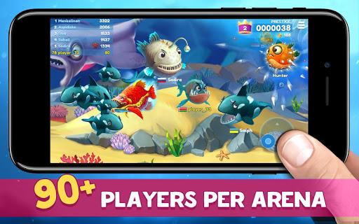 Fish Now.io: New Online Game & PvP - Battle - screenshot