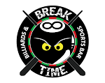 Logo for Break Time Billiards
