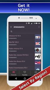 📻 Madagascar Radio FM AM Live screenshot 0