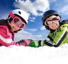 Photo: Family Fun Ski Trip