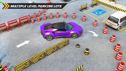 Car Parking 3D Games: Modern Car Game 1.0.8 screenshots 5