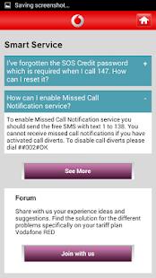 My Vodafone (AL)- screenshot thumbnail