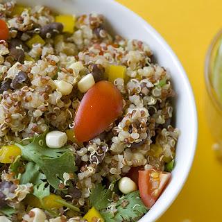 Apple Cider Quinoa Salad Recipes