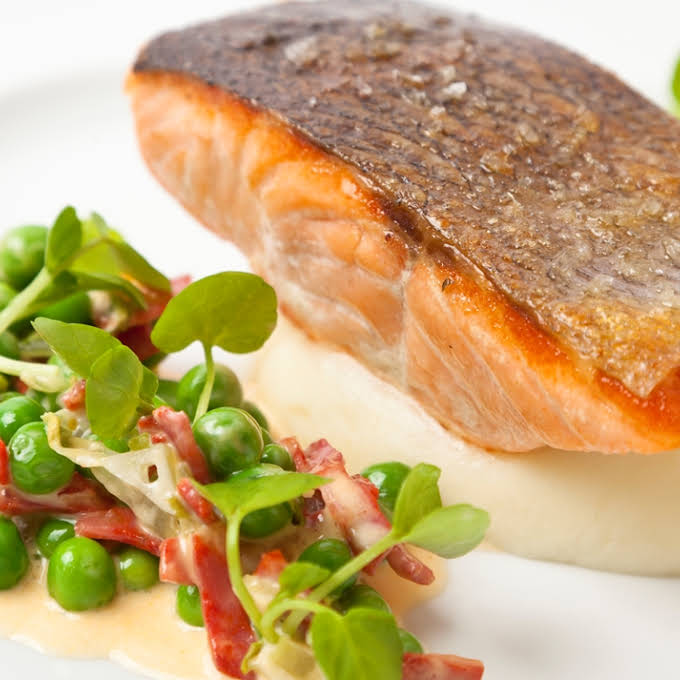 10 Best Sauce for Cold Salmon Recipes