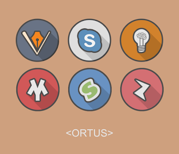 Ortus Icon Pack Pro- screenshot thumbnail