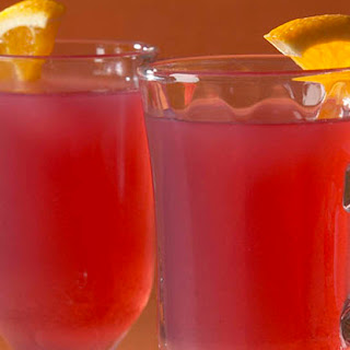 Cranberry Pineapple Punch.