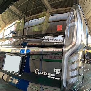 Nボックスカスタム JF3 G-L TURBO HONDA SENSING 2018年式のカスタム事例画像 たとぅーんさんの2019年12月07日05:32の投稿