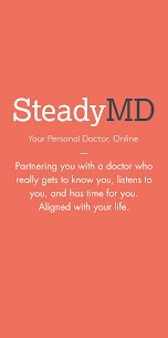 SteadyMD – Your Personal Doctor, Online 2.0.5 Mod APK (Unlimited) 1