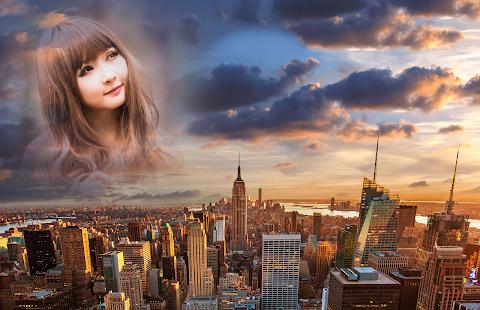 New York Photo Frames - náhled