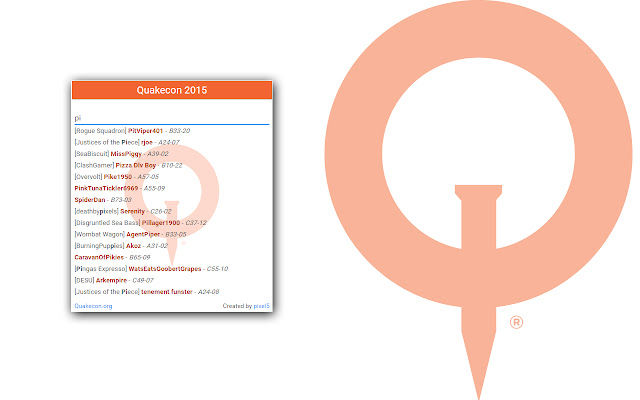 Quakecon BYOC Directory