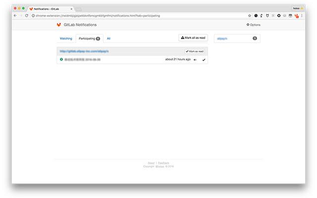 GitLab Notifications
