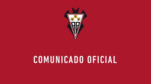 El club ha emitido un comunicado oficial.