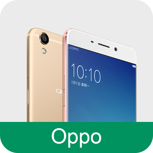 Launcher Theme for Oppo F3 Plus