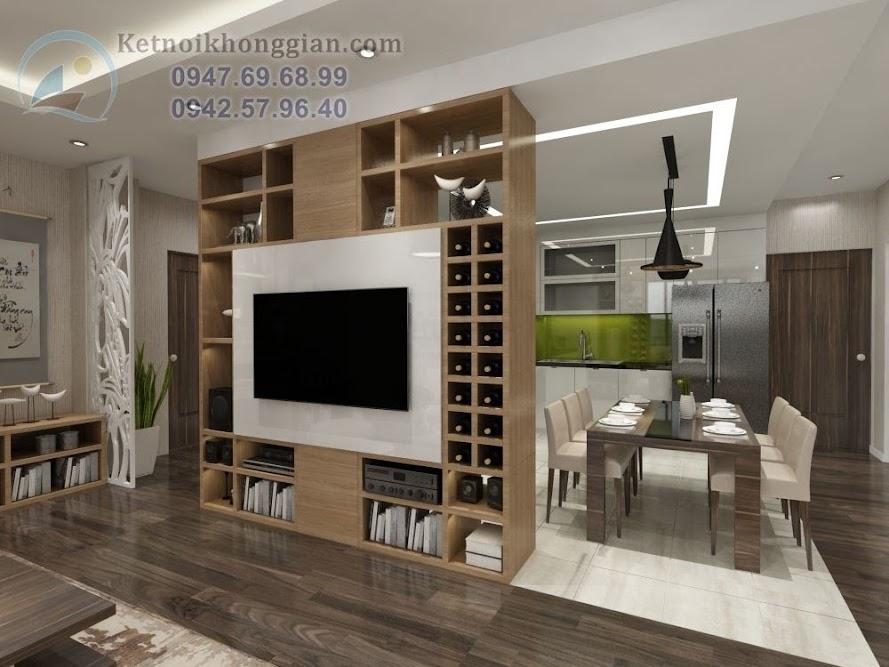 thiết kế phòng khách tối giản, thiết kế chung cư cao cấp