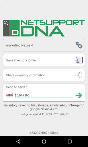 NetSupport DNA Agent