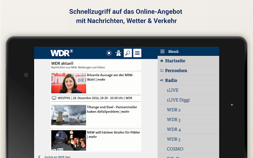 WDR screenshot 7