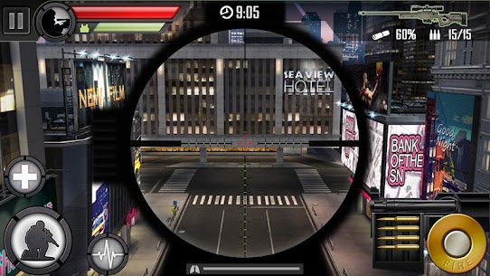Modern Sniper 4