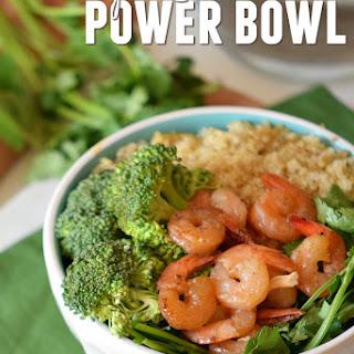Shrimp Quinoa Power Bowl