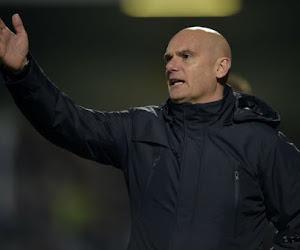 Sans ses blessés, Westerlo serait dans le top 6 selon van Wijk