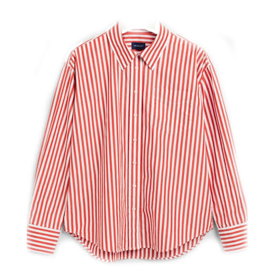 GANT Chemise relaxed fit coton Dam