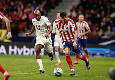 Yannick Carrasco monte au jeu, mais l'Atlético rattrapé à Valence