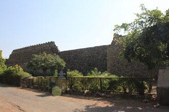 Photo: Chittorgarh, one of the world's largest fort complexes