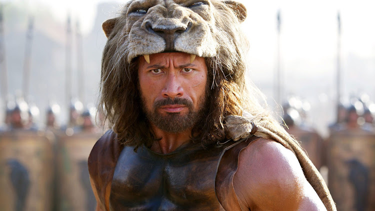 Dwayne Johnson is larger than life in 'Hercules'.
