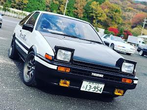 スプリンタートレノ AE86 AE86 GT-APEX 58年式のカスタム事例画像 lemoned_ae86さんの2020年11月22日00:38の投稿