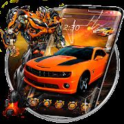 Transformer Car Robot Theme