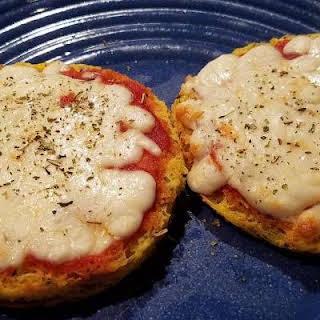Mini Pizzas.