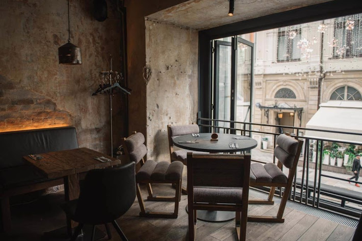 Фото №1 зала Dante
