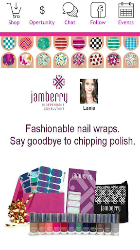Shop Jamberry Nails App